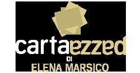 logo cartapazza Elena Marsico