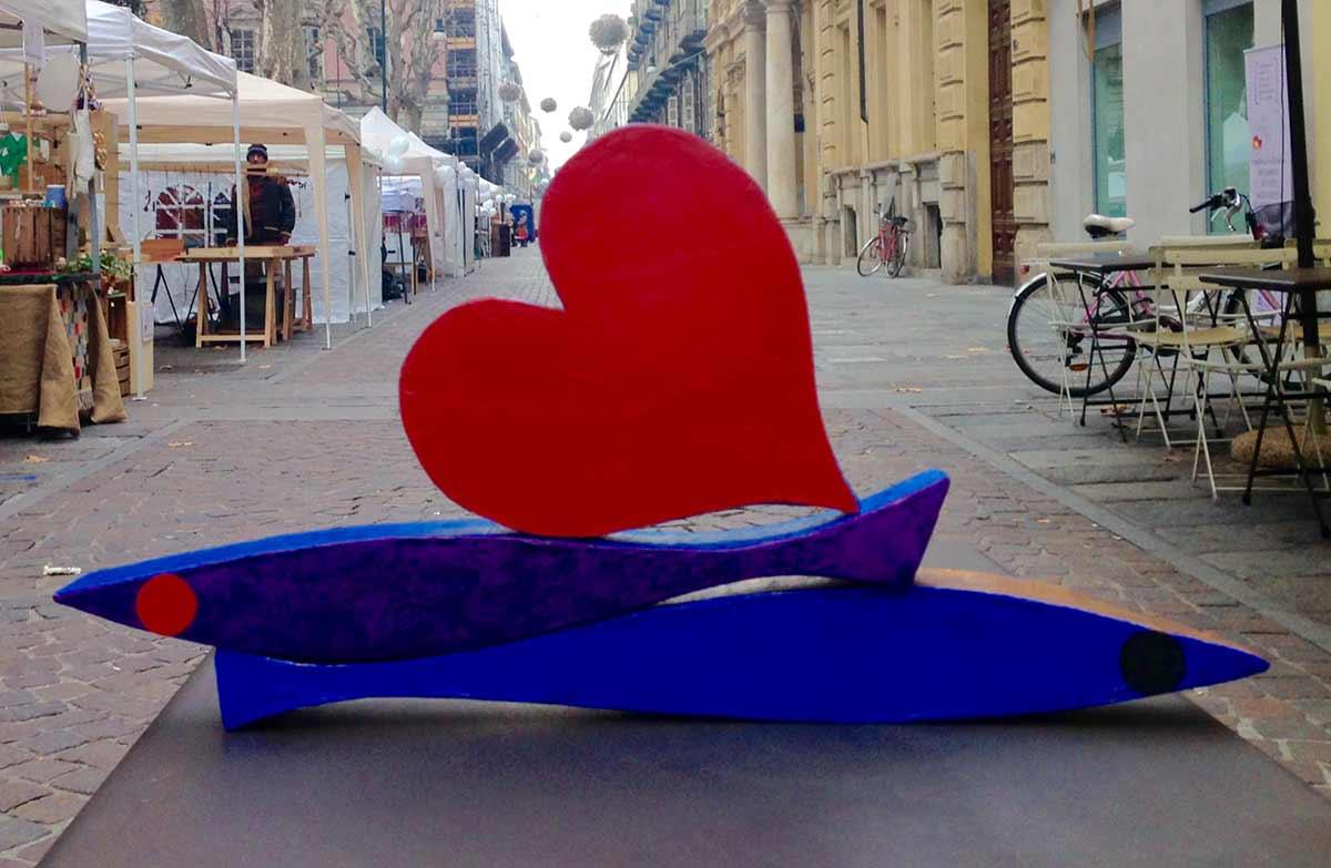 Torino via Carlo Alberto